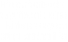 Enjoy your favorite cocktail  with your friends on the Best patio  in Fairview park always open  serving full bar and menu till 2am